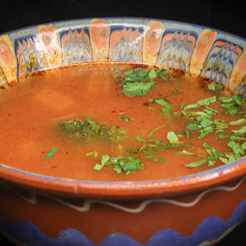 Supa De Legume